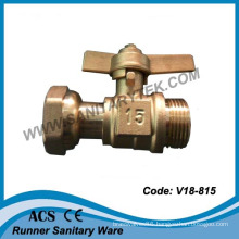 Brass Water Meter Valve (V18-815)
