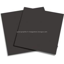 Feuille de Graphite Flexible de haute qualité