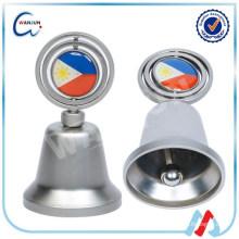 Zink-Legierungs-Glocke, Messing-Handglocken, hängende Messingglocke