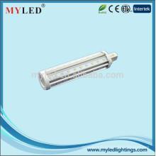 Nouveau style G24 2pin 4pin G23 E27 9w led pl light