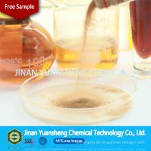Sulfonato de naftaleno sódico para agente dispersante de fertilizante soluble en agua