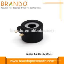 Válvulas solenoides neumáticas de bobina doble de alta calidad