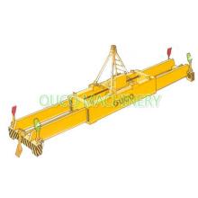 Halbautomatische Containerverteiler-Hebezeuge