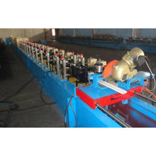 Roller Stations 38 Stations PU Shutter Door Cold Roll Forming Machine with PLC Panasonic