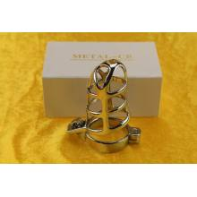 Deluxe Metal Cockring Control Ring Love Game SM Tool
