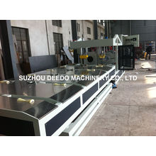 Pipe Belling and Socketing Machine