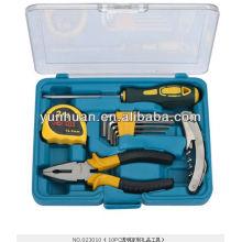 Conjunto de kit de ferramentas de mão