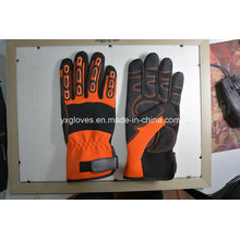 Working Glove-Heavy Duty Glove-Oil&Gas Glove-Weight Lifting Glove-Safety Glove