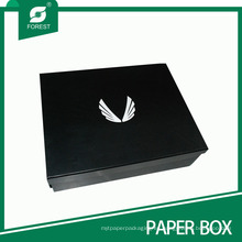 Caja de cartón al por mayor personalizada de diseño de gama alta