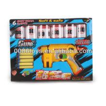 Brinquedos novos 2013 Soft Bullet Gun Toy