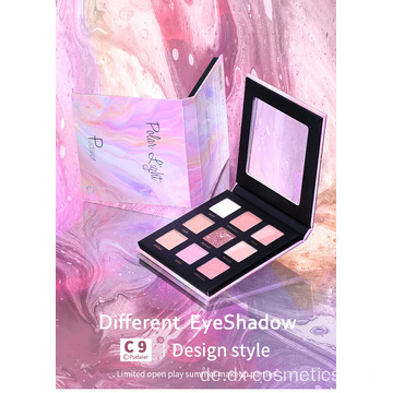 Großhandel Make-up Lidschatten-Palette Private Label