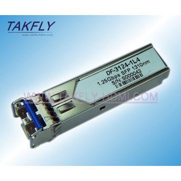 Cisco Compatible 1.25gbps 20km 1310/1550 Single Optical Transceiver/SFP Module