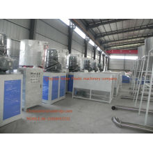 Plastic mixer plastic processing machine