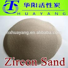 Hoher Reinheitsgrad 66% Zircon Sand Preis