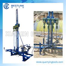 Pneumatische Mobile Bohrhammer für vertikale & Horizontal