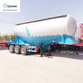 3 Axle 55cbm Bulk Cement مقطورة
