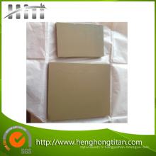 Plaque Pure Nickel Uns N02200 pour produits d'acide phosphorique