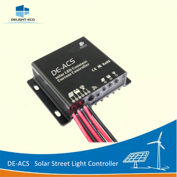 DELIGHT Solar Charge Programmable Led Light Controller