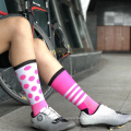 Factory Price Custom Crew Outdoor Sport Wholesale Woman Man Athletic Cycling Socks