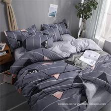 Bedruckte Bettwäsche-Sets aus 100% Polyester-Mikrofaser