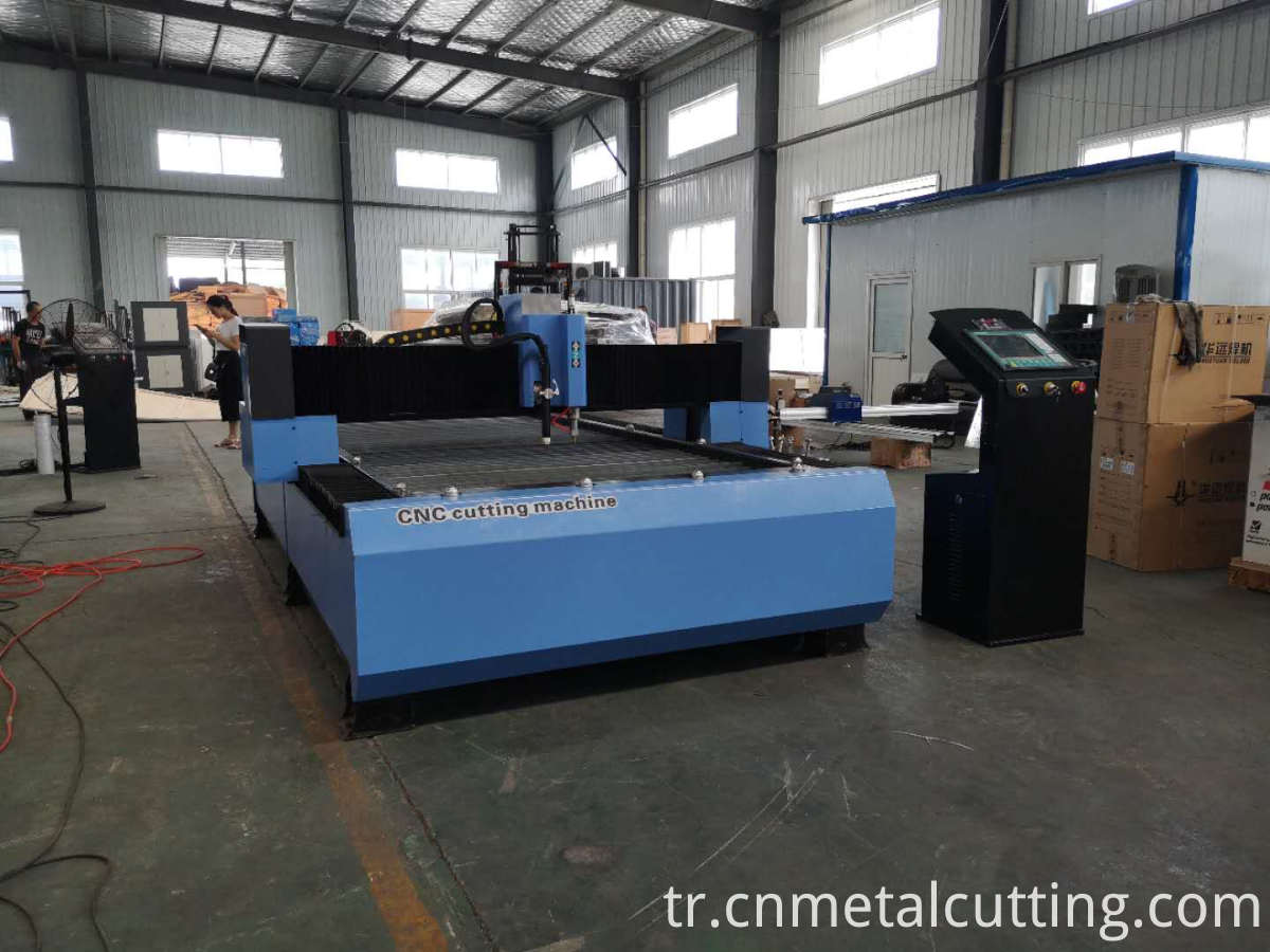 plasma cutting & marking machines