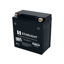 Fast cranking 12V 20Ah motorcycle battery