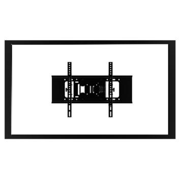 """TV Wall Mount Black or Silver Suggest Size 40-70"""" Pl5040XL"""