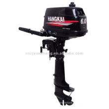 6HP 2-stroke outboard engine for boat sale