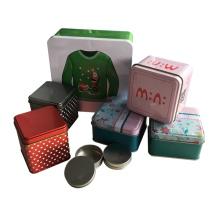 Custom Tin Food Packaging Tin Box Promotion Gift Wholesale