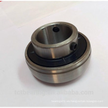 Cojinete de inserción de la serie UC de acero cromado UC204