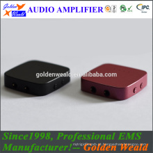 amplificador de classe D amplificador de auscultadores amplificador de bateria recarregável