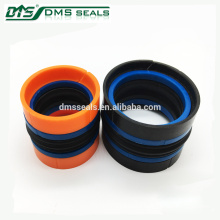 POM hydraulic piston seal friction ring seal kit for cylinder