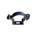 Support de fixation de collier de tube en aluminium Dia50mm