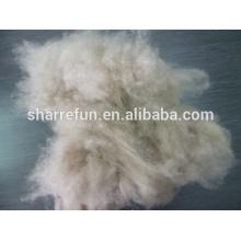 Heißer Verkauf Dehaired chinesische natürliche braune Ziege Kaschmir-Faser mit SGS