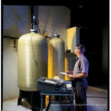 Réservoir de réservoir de pression de FRP pour le filtre à eau
