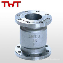 DN 150 2 silent wafer type 3 4 water in line ss316 ss304 check valve water