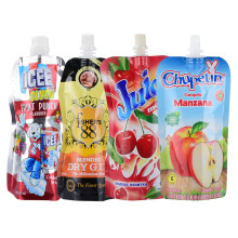 Ice Yogurt Juice Sesame Tomato Paste Plastic Packing Frozen Packaging Bag