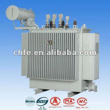 13.8kV Oil Immersed Power Transformer