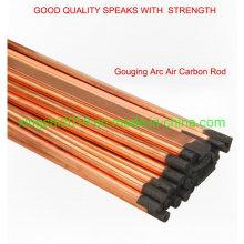 DC Hollow Copper Coated Arc Gouging Carbon Rod