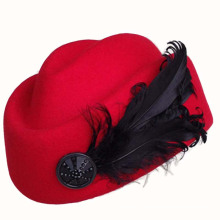 Chapéu de Stewardess da venda quente 2014