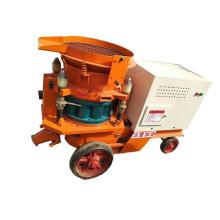 Gunite shotcrete spraying machine diesel concrete spray machine for sale mine wet jet