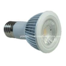 Projecteur LED COB PAR20 6W de haute qualité avec CE SAA