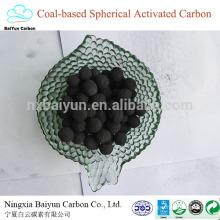 Desodorante de carbón activado granular activado competitivo del carbono de la recuperación del solvente