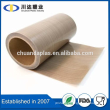Factory wholesale 1800 thick e-glass yarn type Ptfe Fabric Wholesale Teflon ptfe Coated Glass Fabric                                                                         Quality Choice