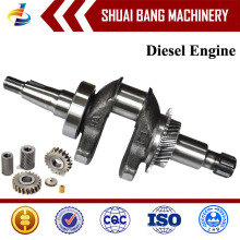 Shuaibang High End China Made Professional Manufacturer Generator Natural Gas Crankshaft , CRANKSHAFT MANUFACTURE