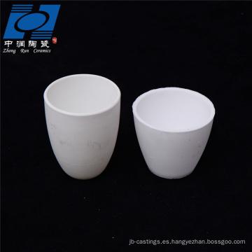 Fabricación de productos cerámicos industriales de alta resistencia a altas temperaturas.