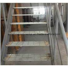 Heiß verzinktem Laufsteg Stahl Treppen Gitter getaucht