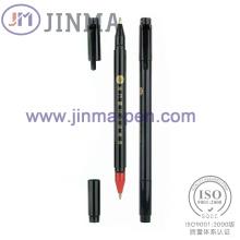 La promoción Plastic 2 en 1 Ball Pen Jm-M025