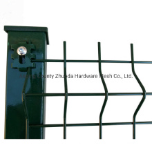 China Hot Sale 3D Curved PVC Welded Wire Fencing Ebay Amazon