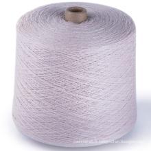 Fil à tricoter à la main de laine de Merino Ausralian bon marché fait sur commande en gros avec la qualité